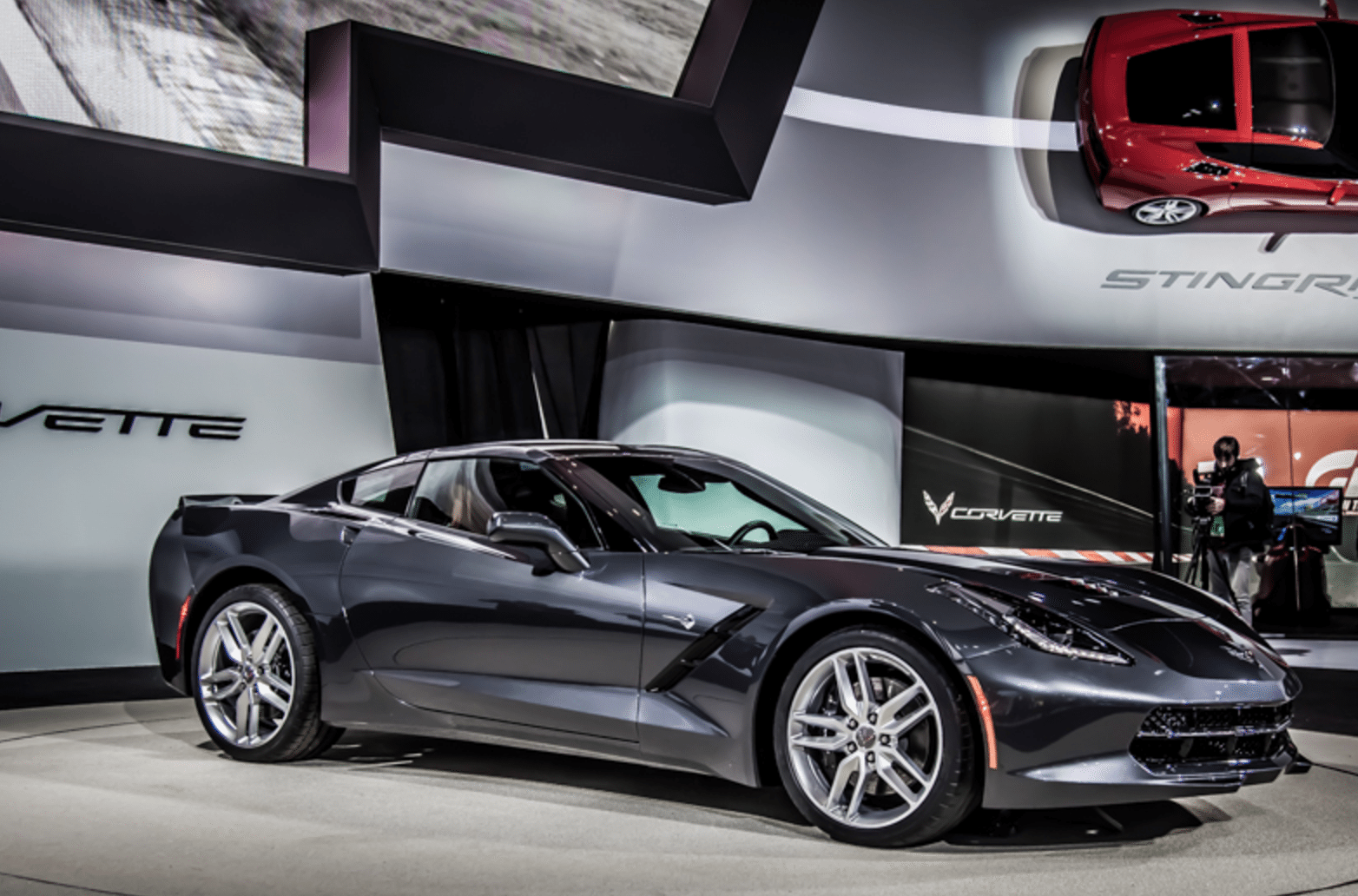 2014 C7 Corvette Stingray Unveiling