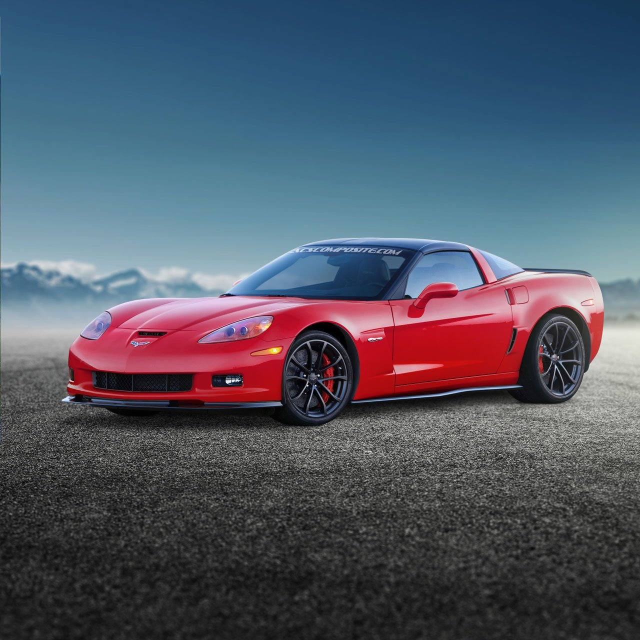2005 C6 Corvette | Image Gallery & Pictures