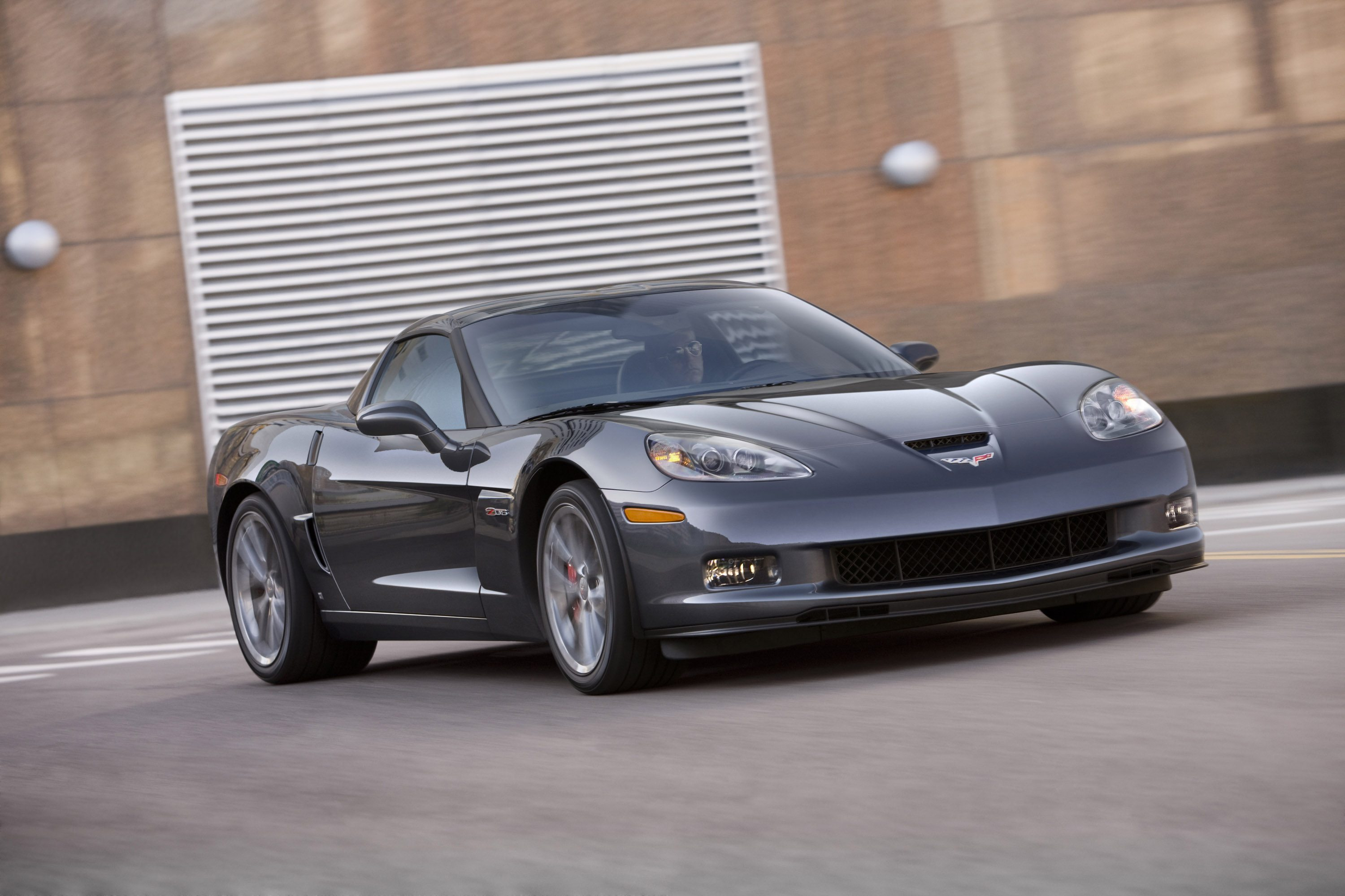 2009 Competition Sport Z06 Coupe