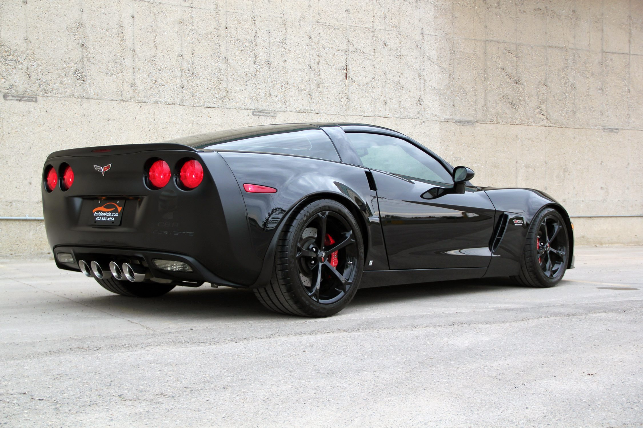 2008 Corvette For Sale >> 2008 C6 Corvette | Image Gallery & Pictures