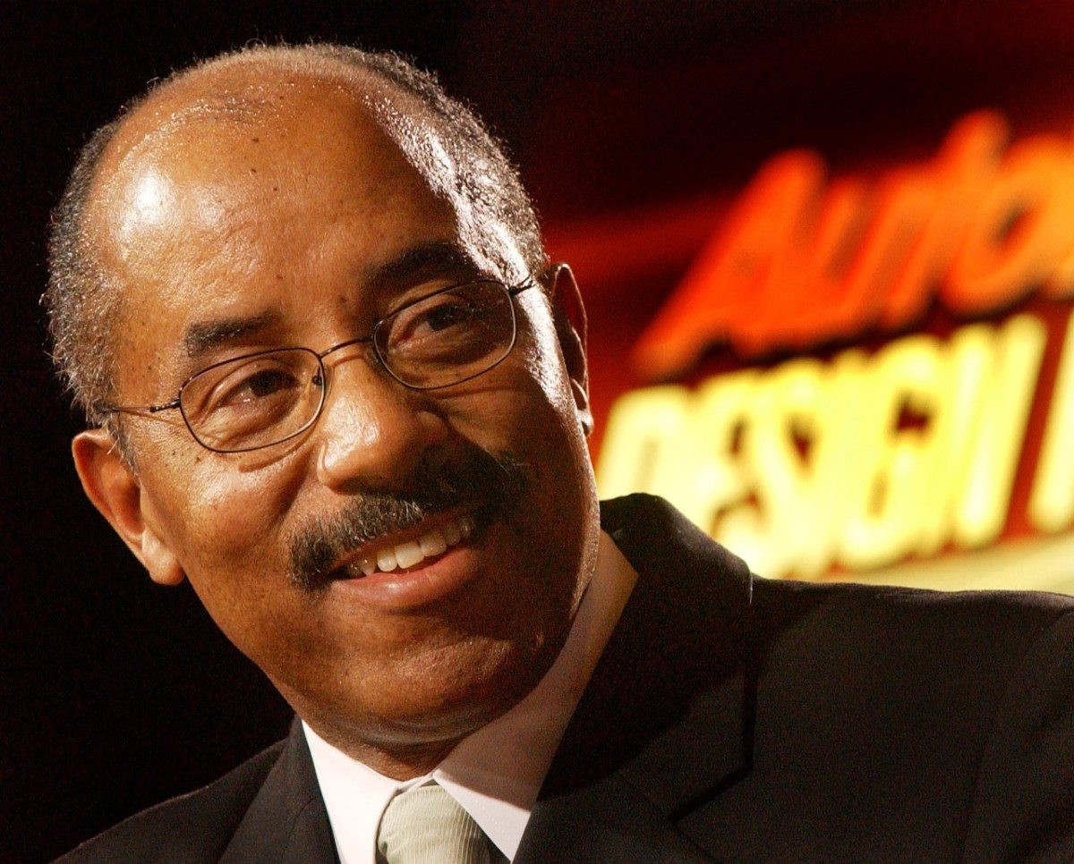 Ed Welburn, General Motors Vice President of Global Design