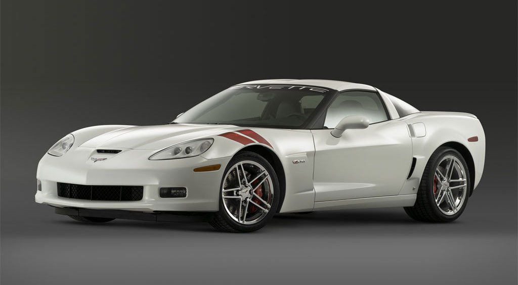 Ron Fellows Corvette Z06