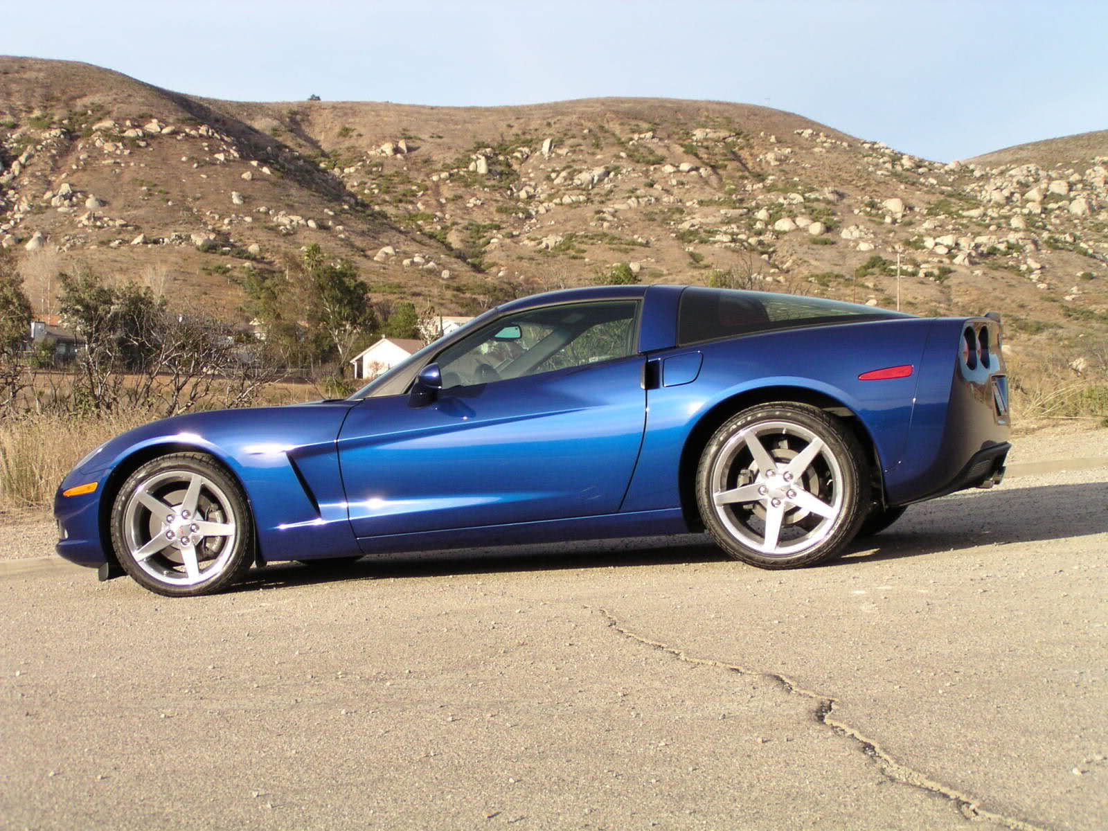 2005 Corvette Exterior Interior Colors Color Options Quanies