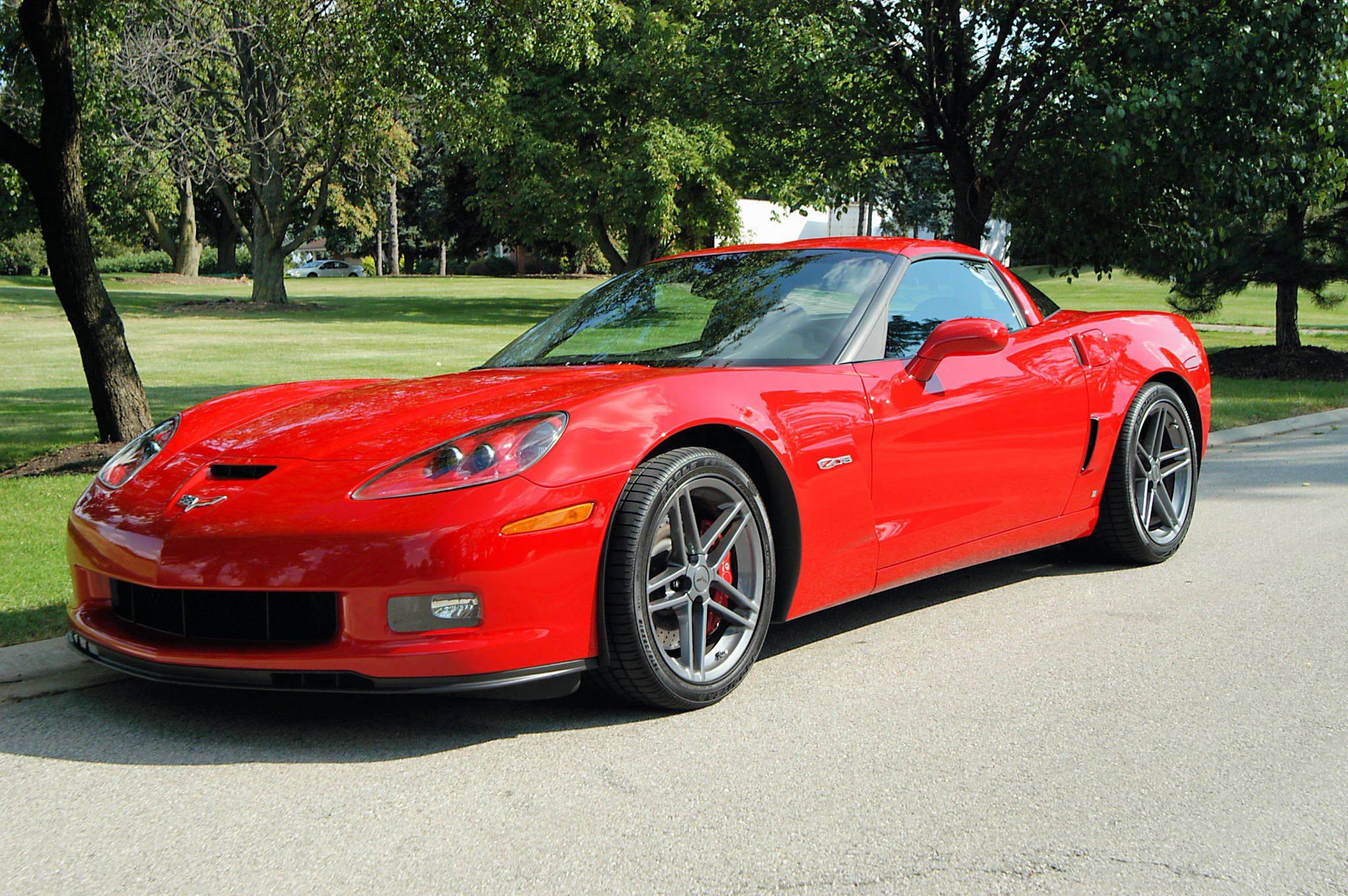 2008 C6 Corvette – Service Bulletins | 2008 – C6 Corvette