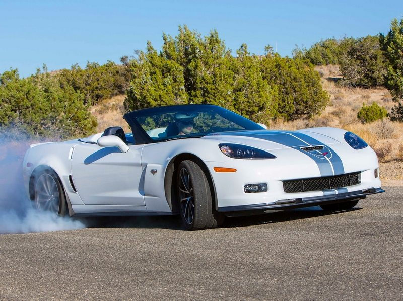 "The 2013 Chevrolet Corvette 427 was the ""swan song"" of the sixth-generation Chevy Corvette."