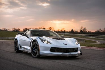The 2018 Carbon 65 Edition Corvette