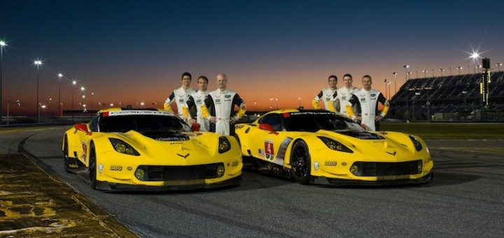 Jordan Taylor and Marcel Fassler join the Corvette Racing team for the 2017 running of the 24 Hours of Le Mans.