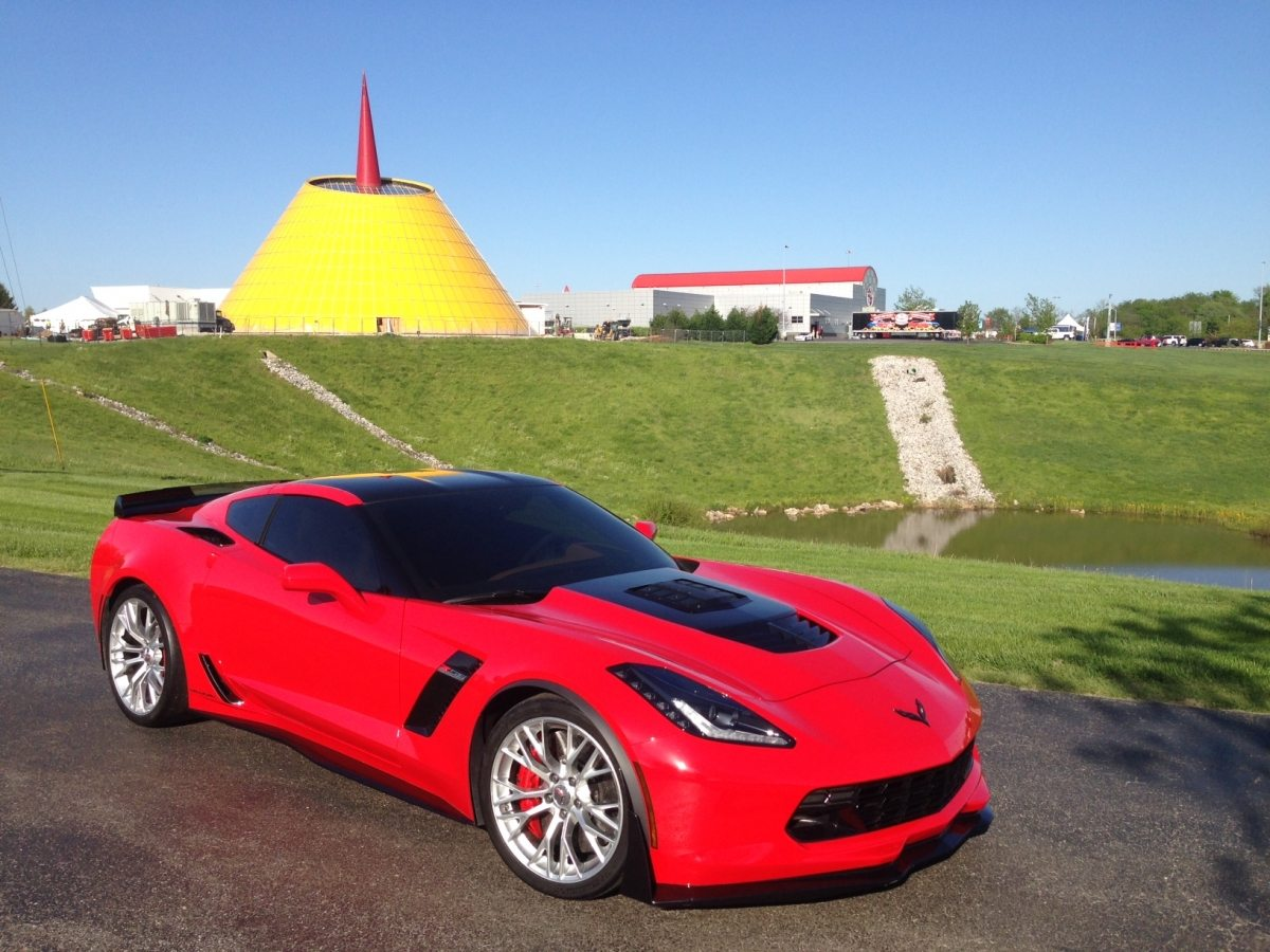 The Callaway SC 757 Z06 Corvette