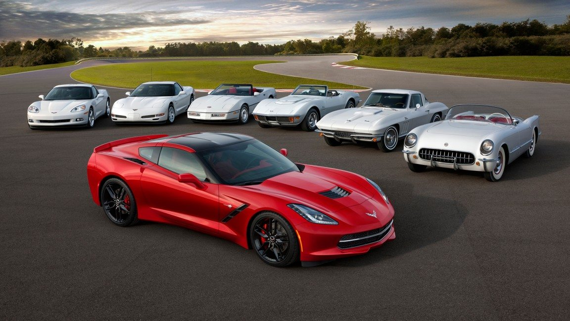 From it's introduction in 1953 to today, the Chevy Corvette has become one of the most iconic vehicles of all time.