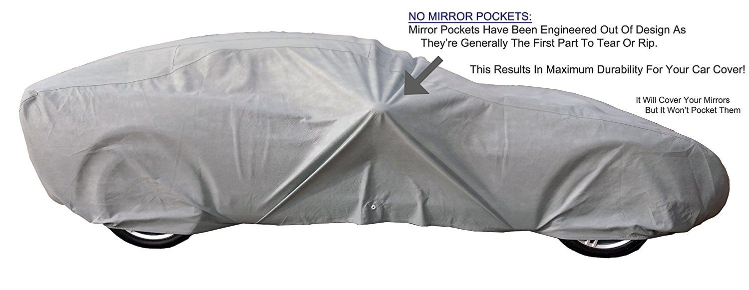 Car Cover For Chevrolet Corvette Stingray (C3) 1968-1982
