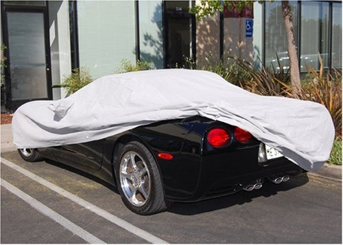 Corvette C1 Car Cover Custom Evolution 4 Layer