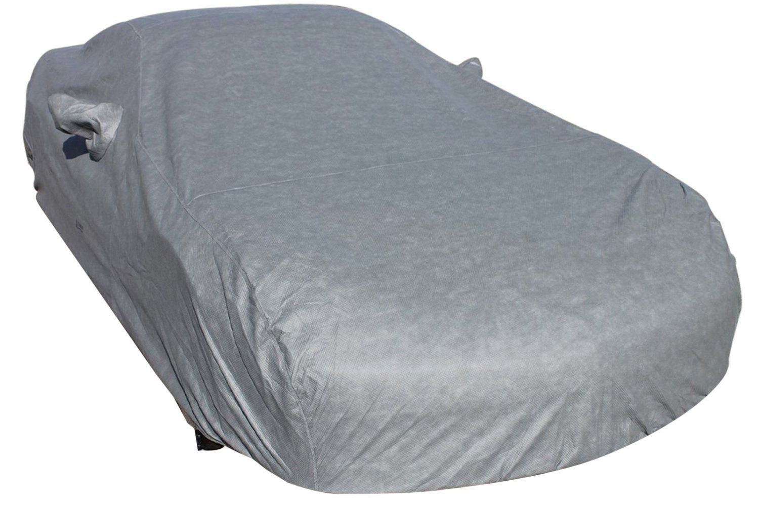 Corvette C4 1984-1993,1995-1996 Gray 7 Layer Waterproof Car Cover