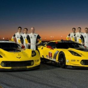2017 Corvette Racing Teams