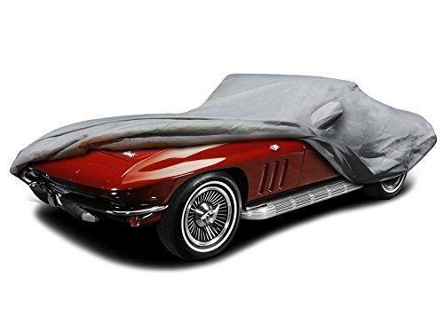 Custom Fit C2 1963-1967 Chevy Corvette Car Cover 5 Layer Ultrashield by CarsCover