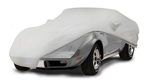 Custom Fit C3 1968-1982 Chevy Corvette Car Cover