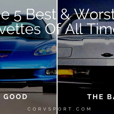 The 5 Best & Worst Corvettes Of All Time!