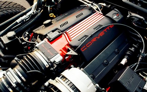 The 1996 Corvette LT4 330 Horsepower Engine