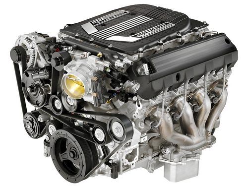 The 2015 LT4 Dry Sump Engine