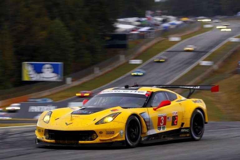 2017 Corvette Stingray C7.R