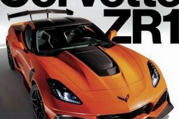 Sebring Orange 2019 Corvette ZR1