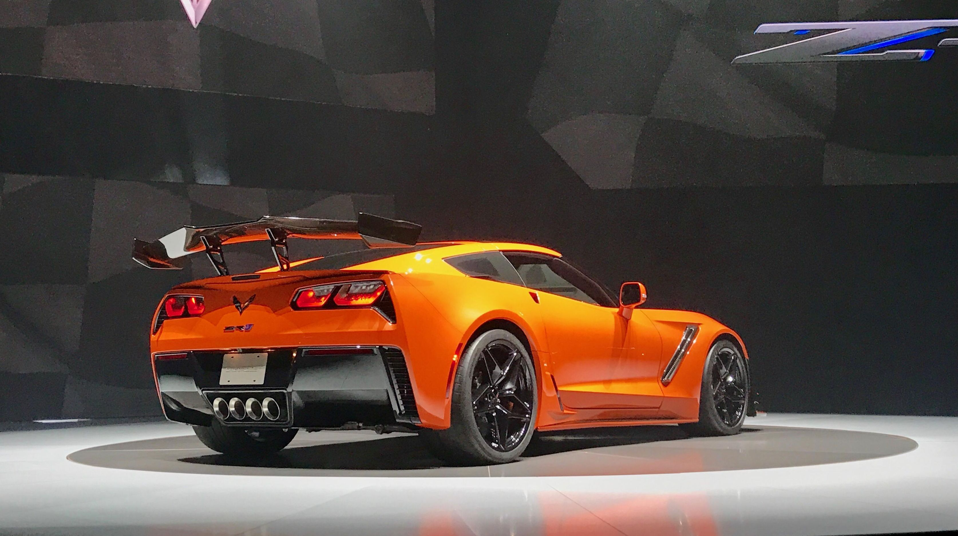 The 2019 Corvette ZR1 | 2019 - C7 Corvette | CorvSport.com