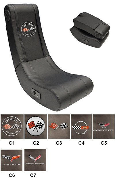 Corvette Gaming Chair