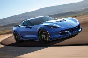 Genovation GXE C7 Corvette Stingray
