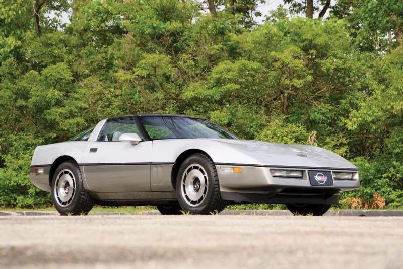 1986 Chevy Corvette