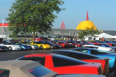 National Corvette Museum Bowling Green Kentucky