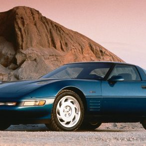 1993 Corvette ZR-1 Coupe