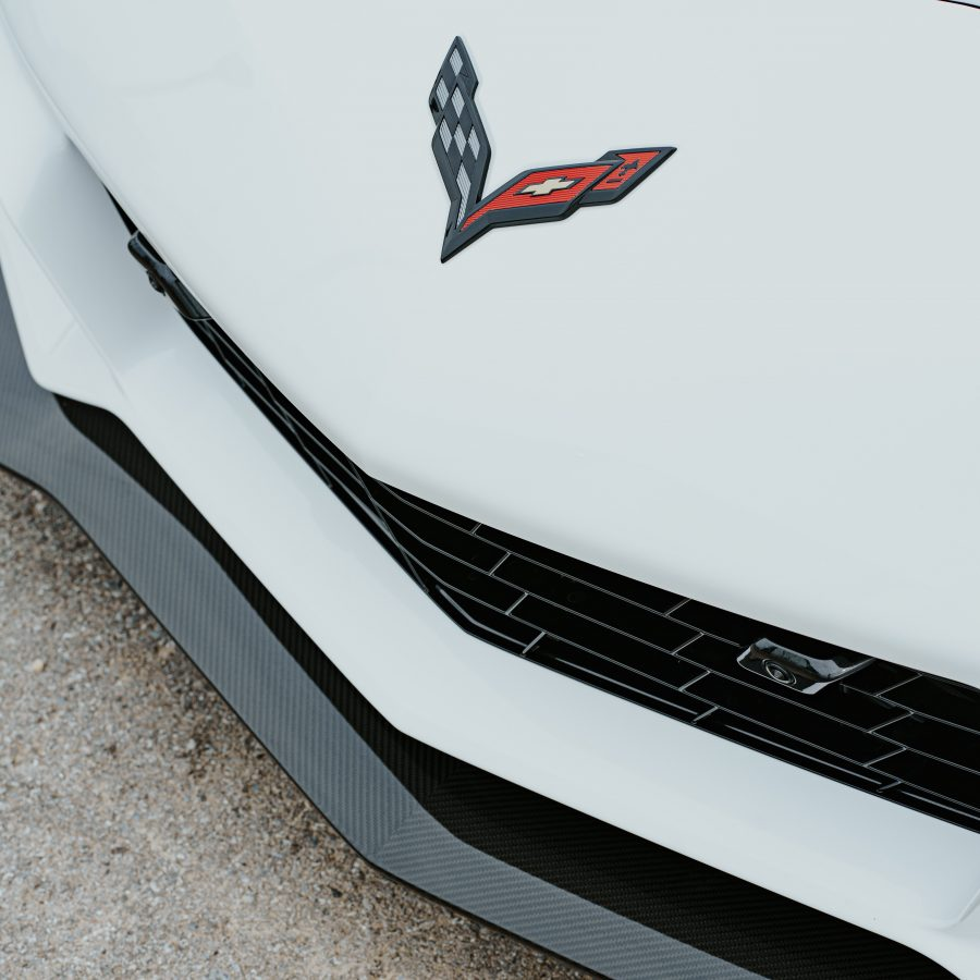 corvette monthly and quarterly sales