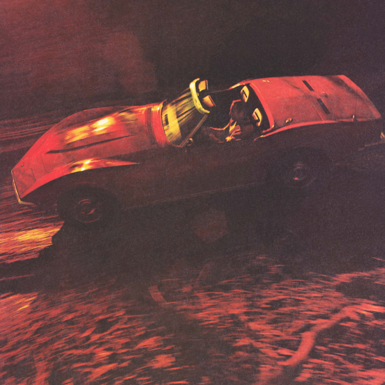 1970 Corvette Sales Brochure