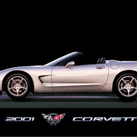2001 Corvette Owners Manual