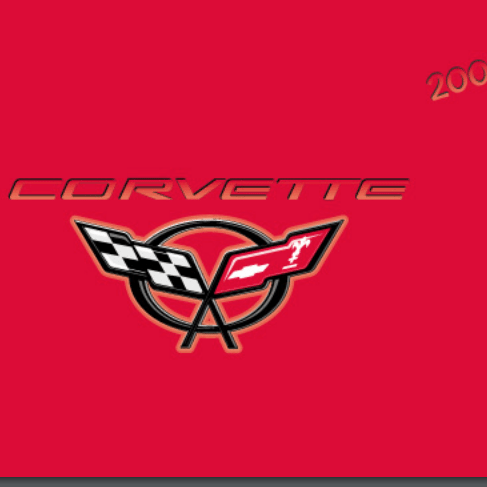 2002 Corvette Owners Manual