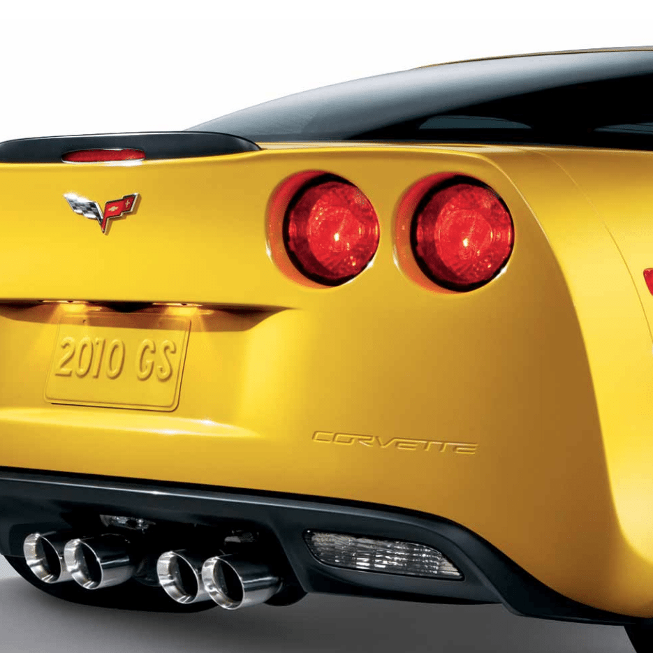 2010 Corvette Sales Brochure