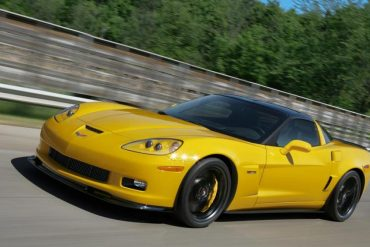 2013 Corvette Z06 Velocity Yellow