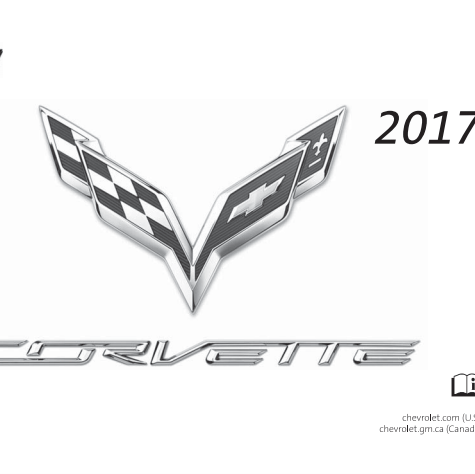 Corvette 2017 Owners  Manual