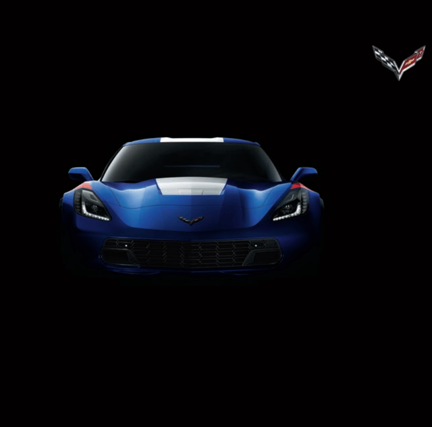 2017 Corvette Sales Brochure