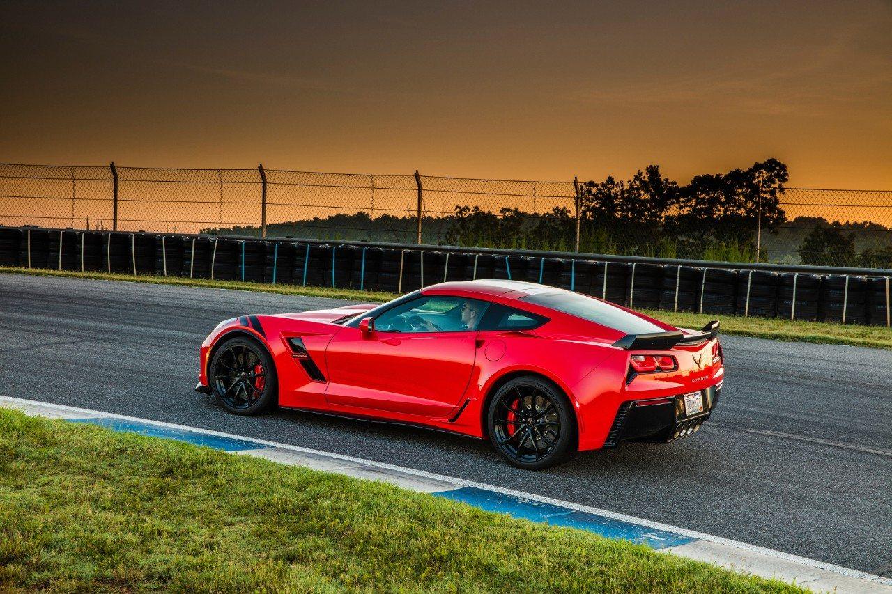 Buy A Corvette Grand Sport