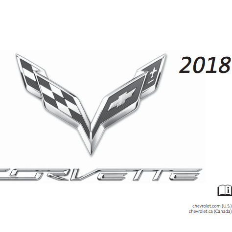 Corvette 2018 Owners  Manual