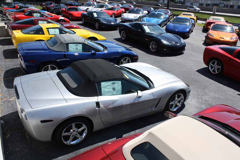 used C6 Corvettes for sale