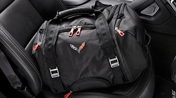 ZR1 Corvette luggage