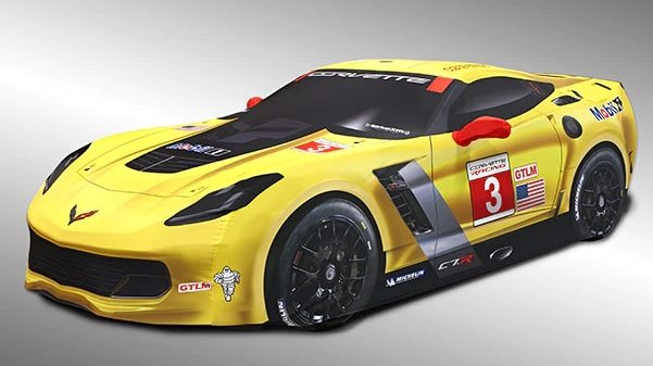 Car Cover 2019 Corvette Stingray C7.R