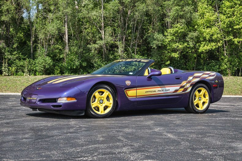 1998 Corvette Convertible Pace Car Indy 500