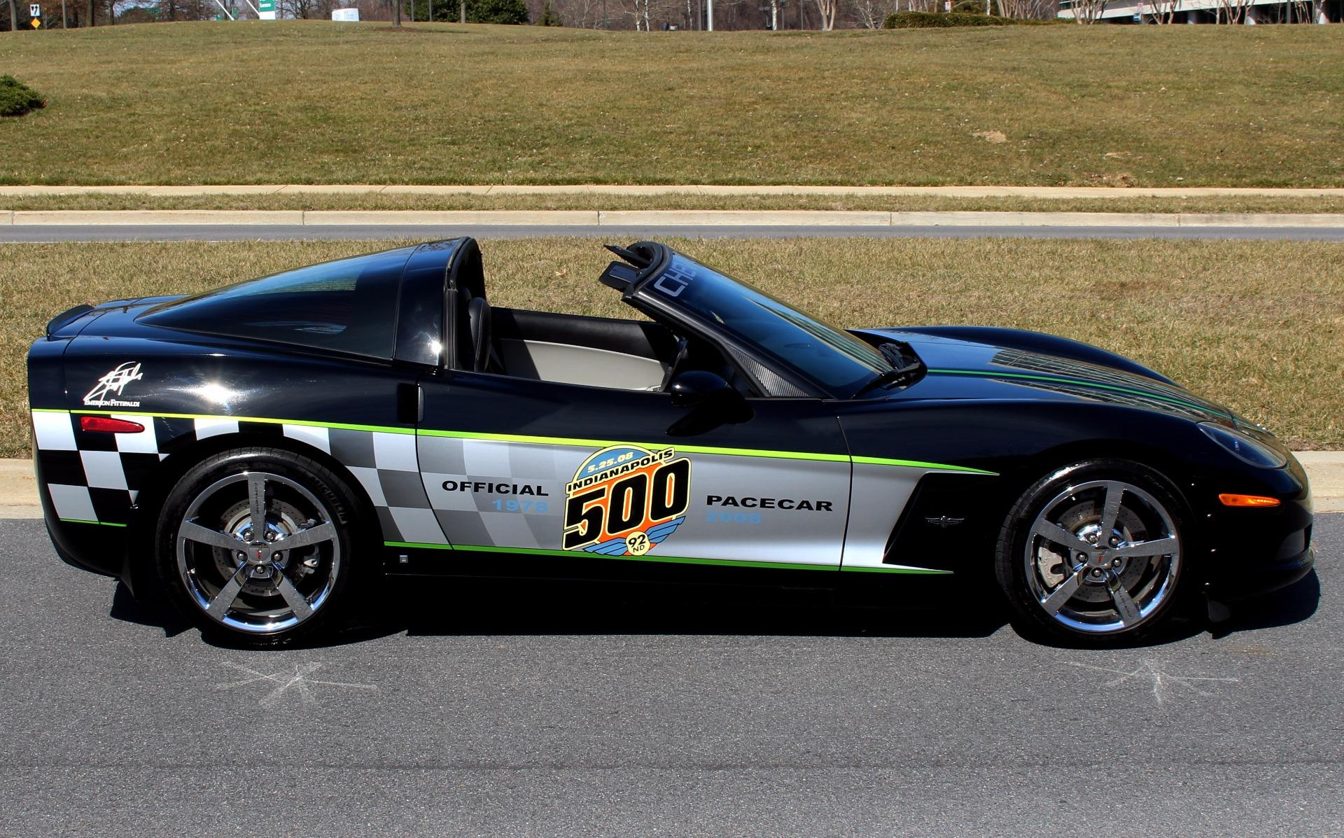 2008 Pace Car Collectors Edition