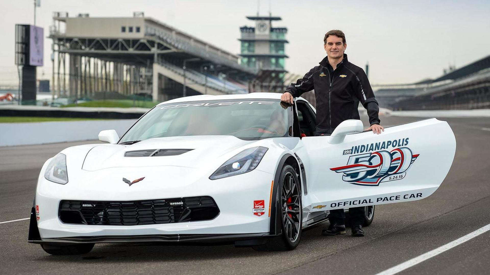 2015 Corvette Z06 Jeff Gordon