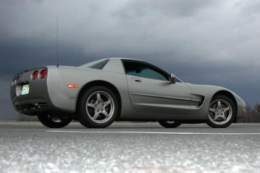 1999 FRC Corvette Coupe