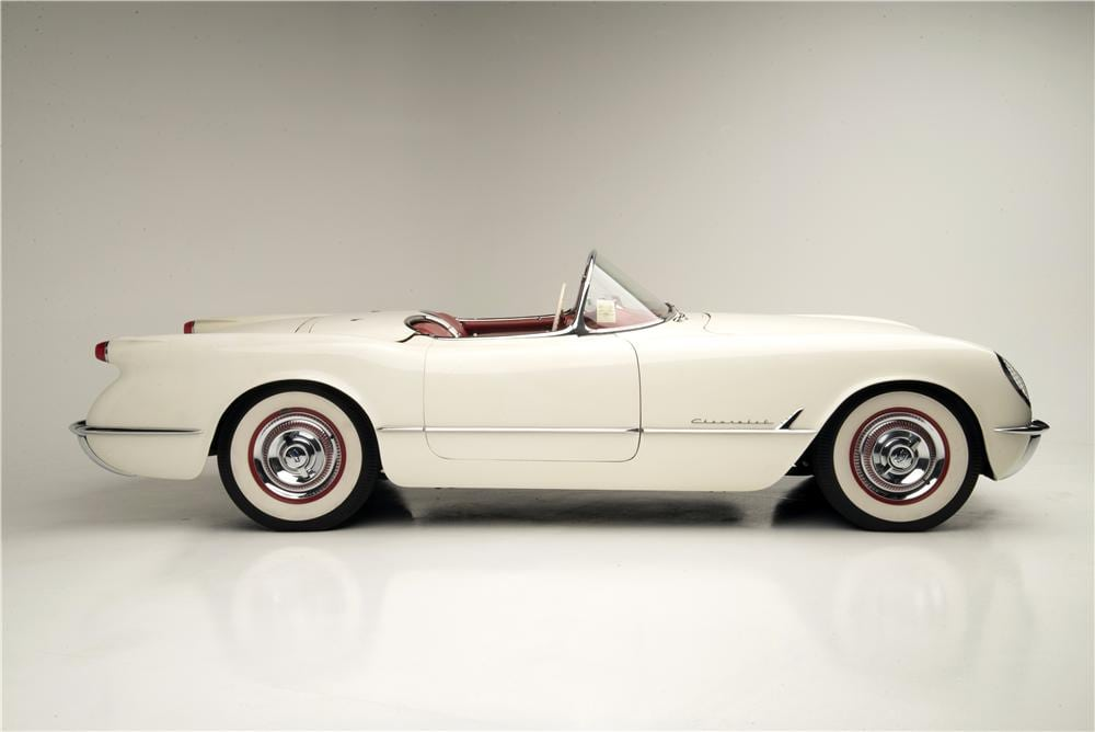 1953 Chevy Corvette