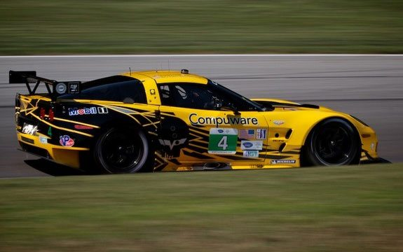 No. 4 C6.R Corvette Racing Mid-Ohio