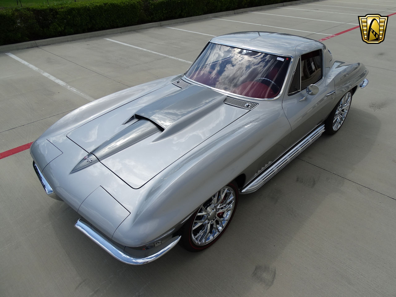 Check out thisJeff Hayes' built 1967 Chevrolet Corvette for sale in Houston, Texas!